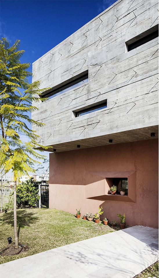 casas modernas, casas de hormigón y tarquini