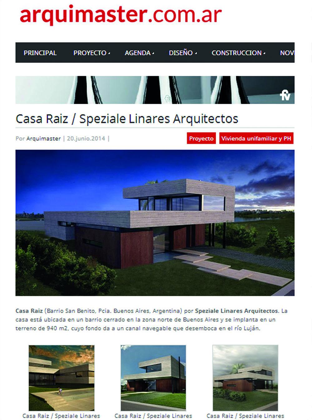 ARQUIMASTER - CASA RAIZ