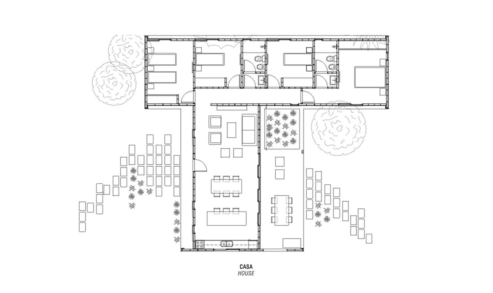 Diseño de casas modulares