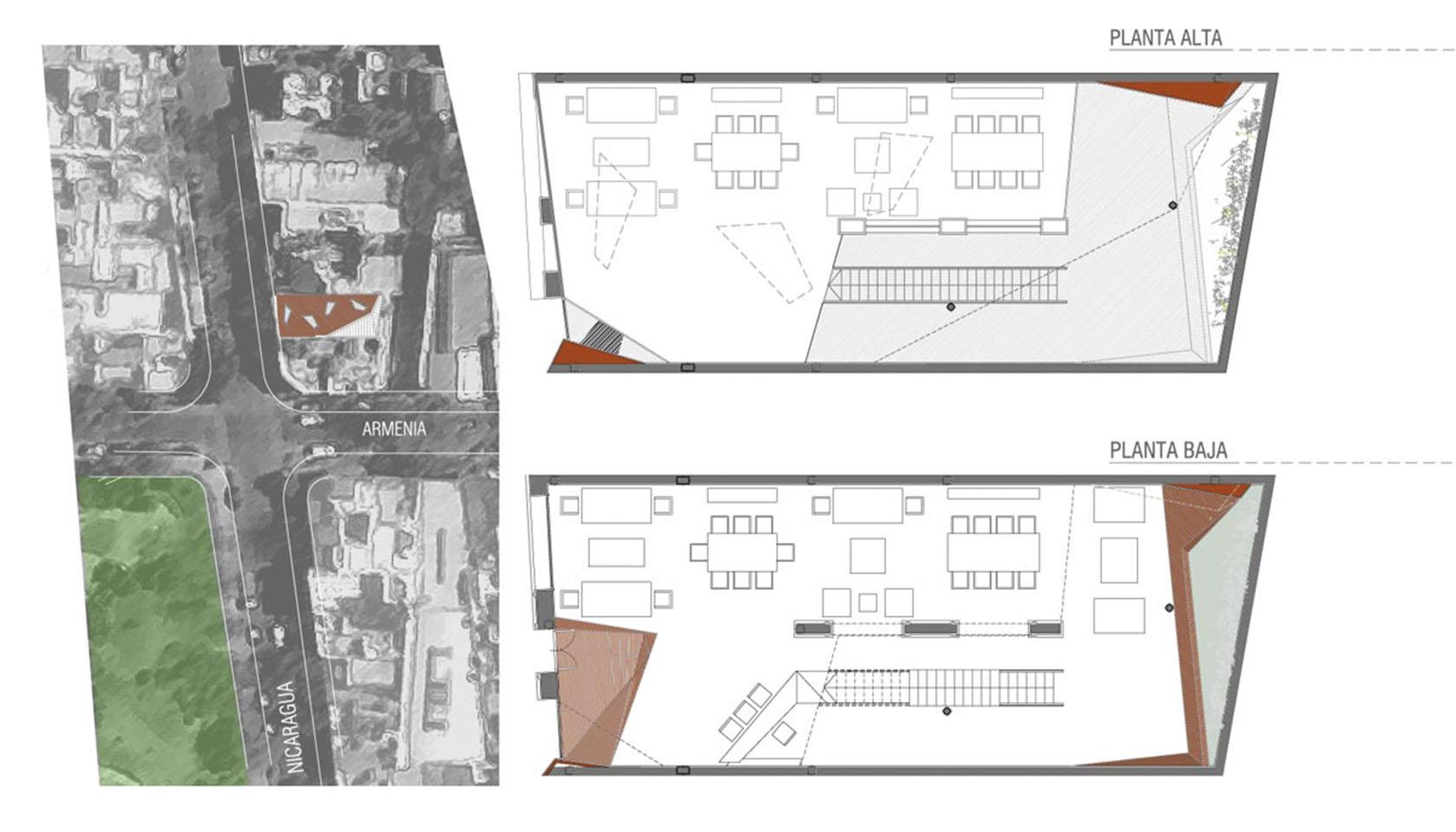 Refacciones en casa chorizo, locales modernos en casa chorizo