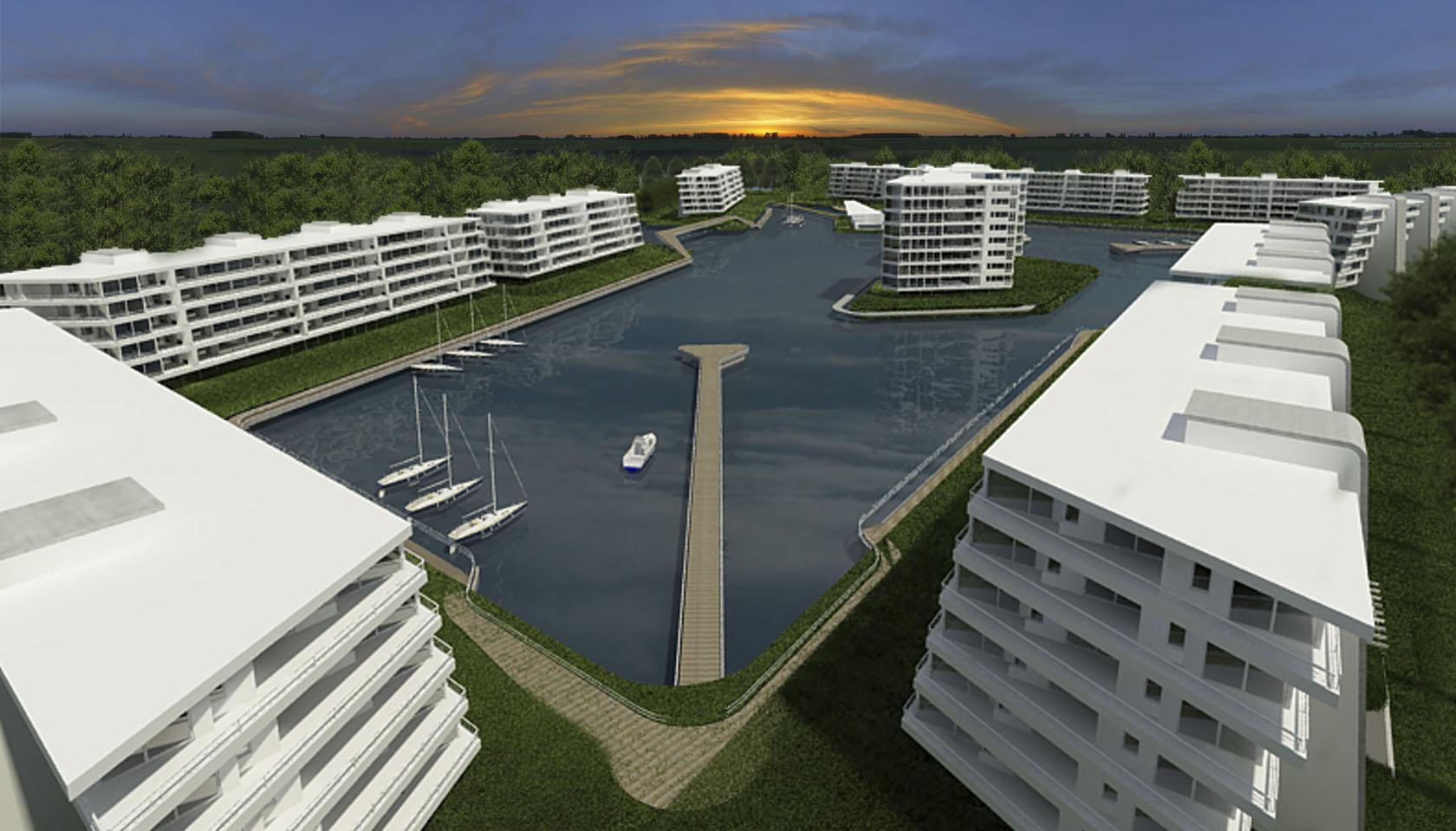Arquitectura y paisaje, diseño de edificios en entornos naturales