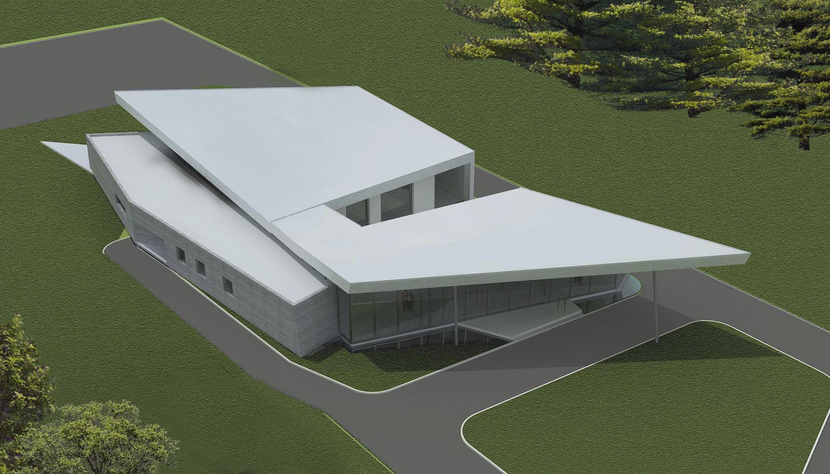 Plegados arquitectónicos, diseño de salones de fiesta modernos