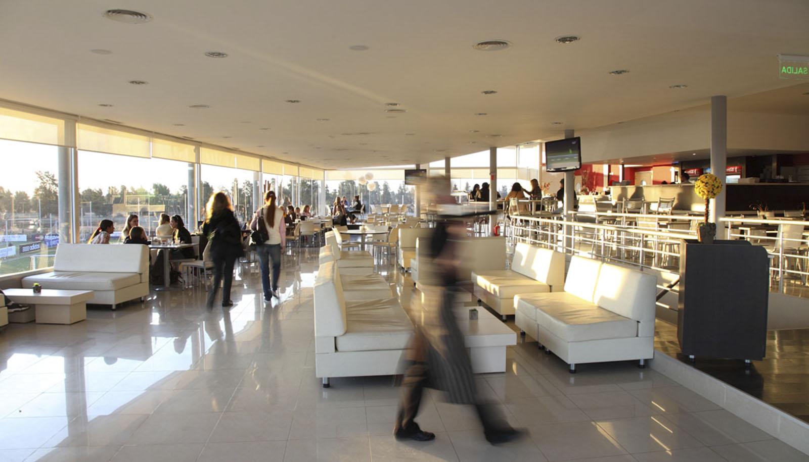 Diseño interior, grandes aberturas
