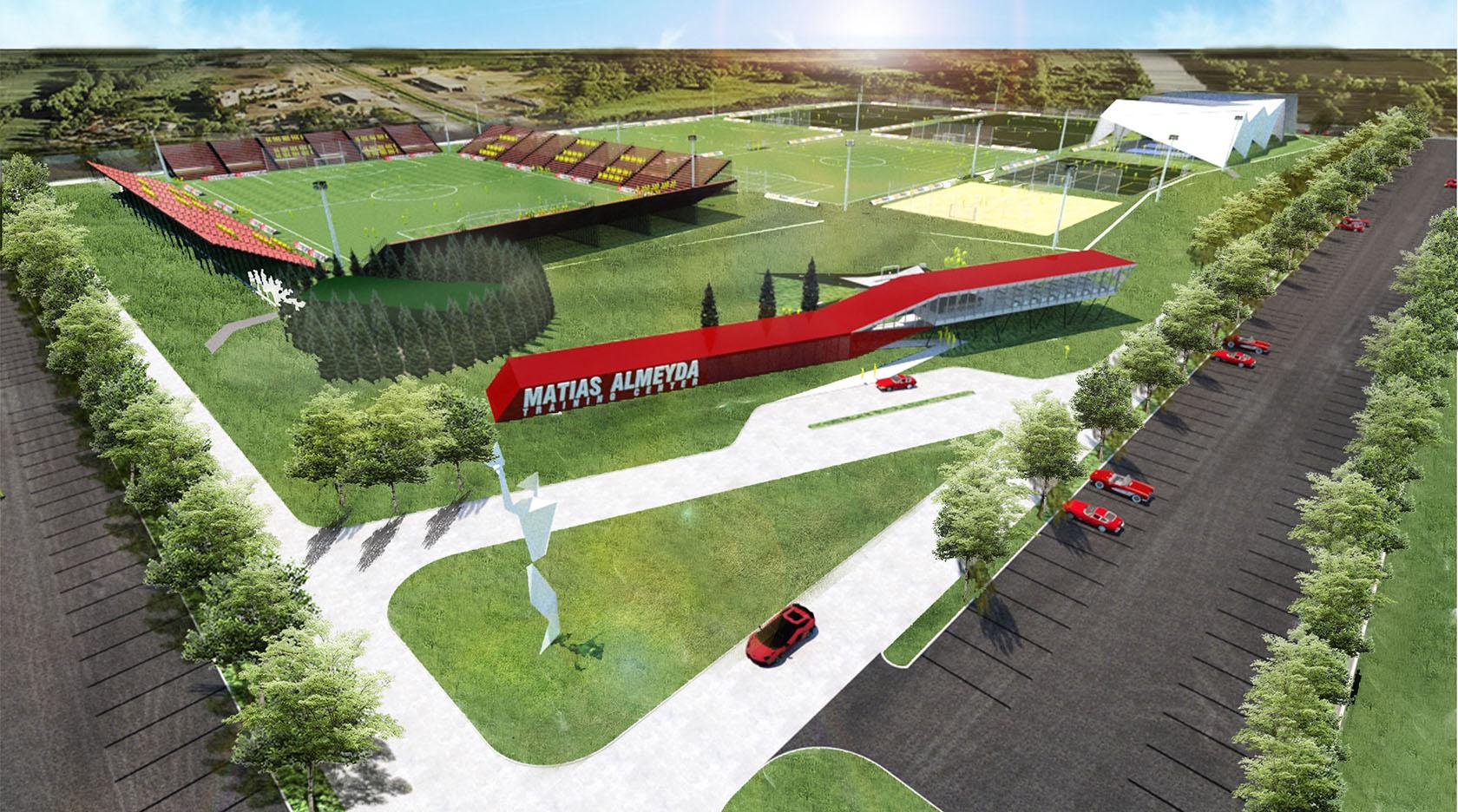 Arquitectura deportiva, diseño moderno complejos deportivos